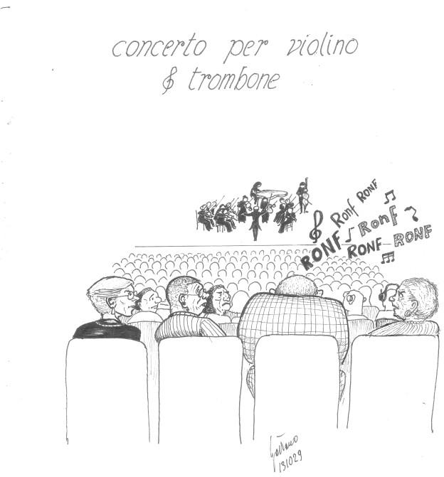Concerto per violino e trombone